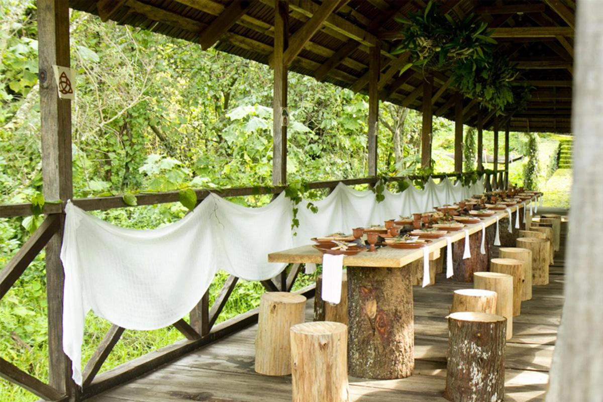 Bodas Zirahuén Forest & Resort