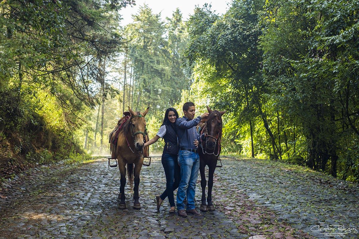 Escapada Romántica Zirahuén Forest & Resort